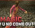 Alganon – Magic Doesn't Work In Duels?!