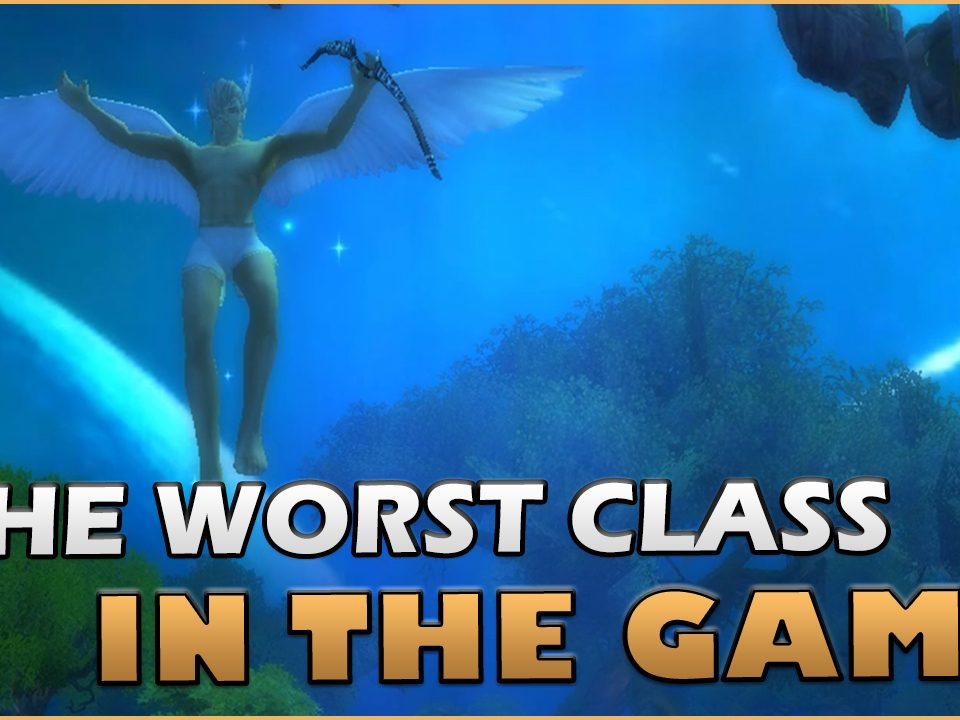 theworstclassinthegame