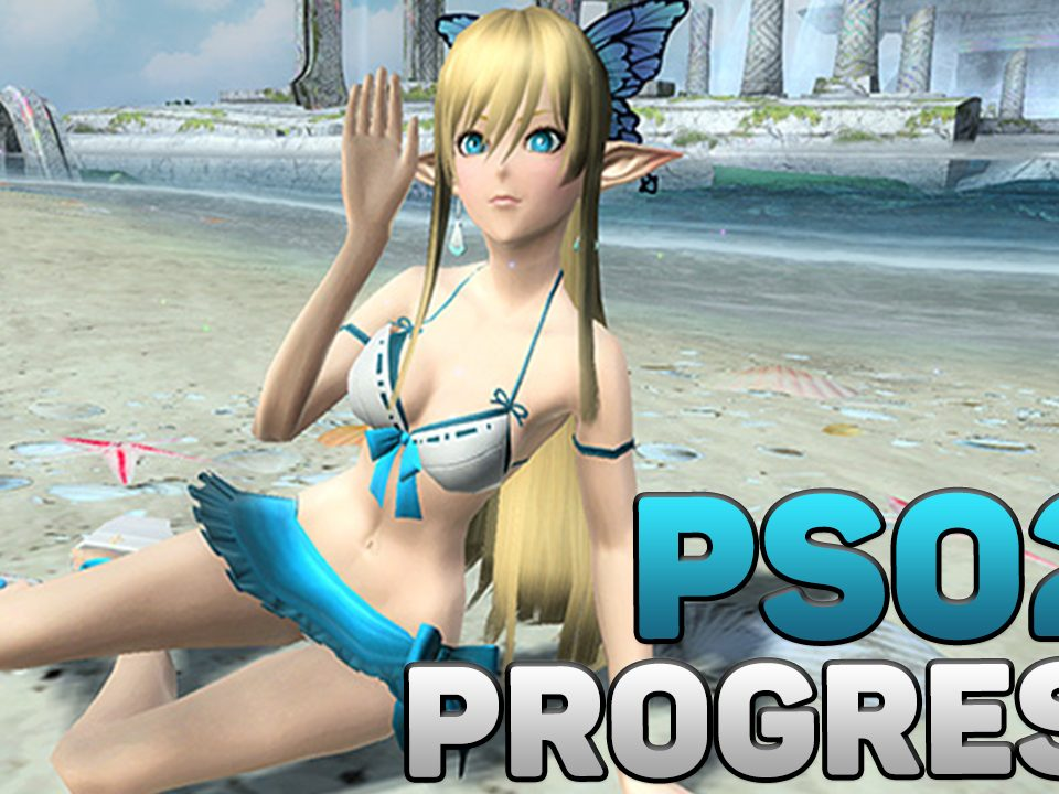 pso2progress