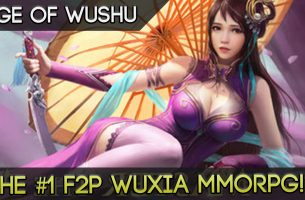 Age Of Wushu – The Ultimate #1 Bestest Greatest Super Awesome Wuxia MMORPG?