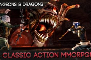 Dungeons and Dragons Online – A Classic F2P Action MMORPG Everyone Should Try Once!