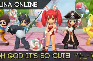 Luna Online – Quite Possibly The Cutest, Most Adorable Anime MMORPG Ever!