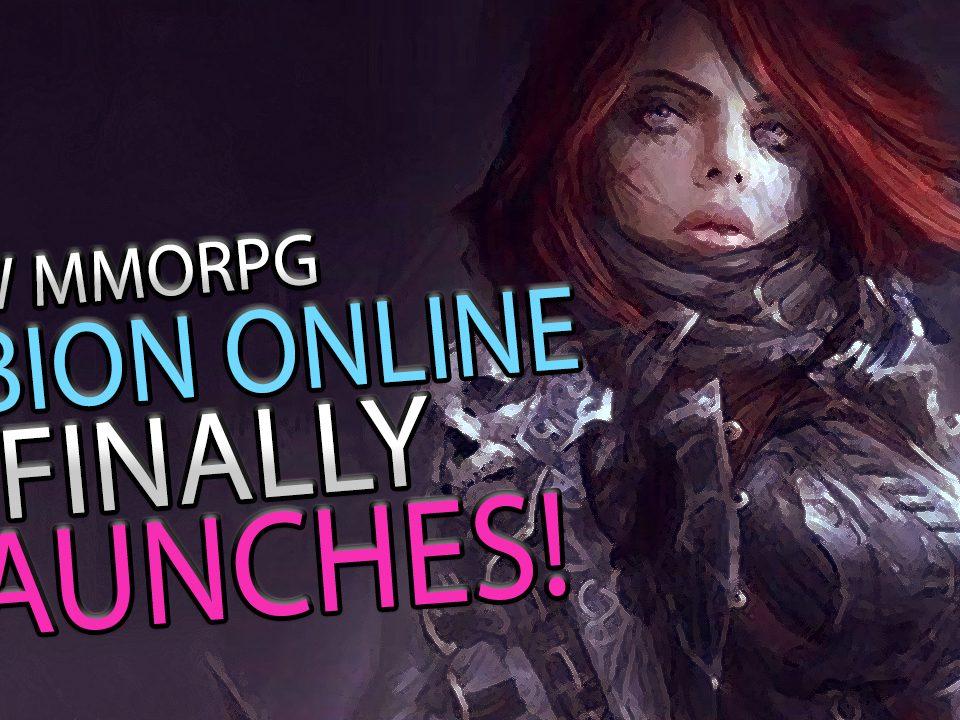 Albion Online Launch