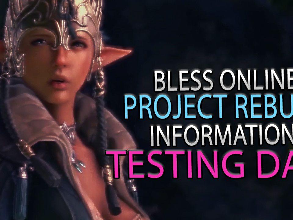 Bless online Project Rebuild