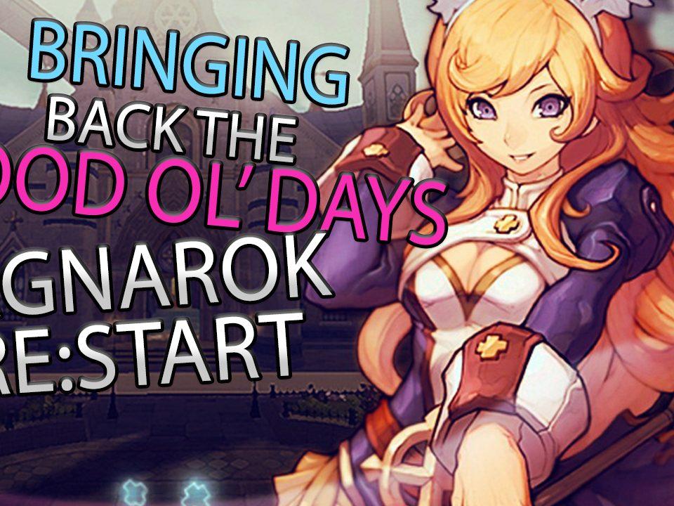 Ragnarok Online RESTART