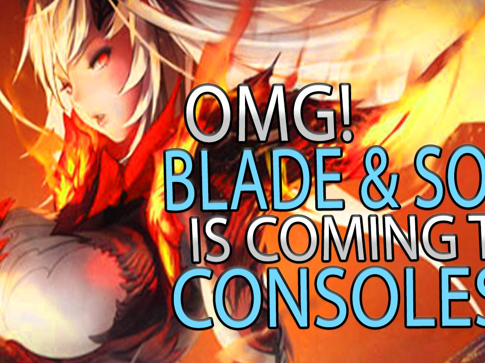 Blade and soulconsole
