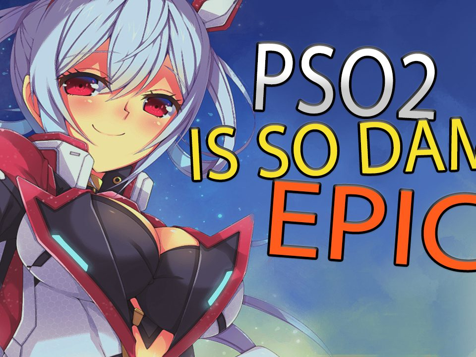 Phantasy Star Online 2 PSO2