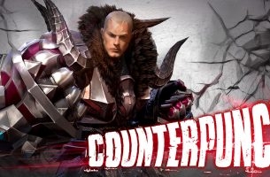 Male Brawler and Console Release Dates Scheduled for March 2018 in TERA: Counterpunch Update