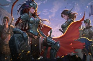 The Highly Anticipated MMORPG Camelot Unchained – Information & Release Date?