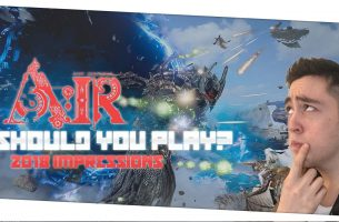 Should You Play Ascent: Infinite Realm? Everything You Need To Know About The Upcoming Project A:IR MMORPG!
