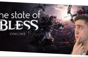 The State Of Bless Online..