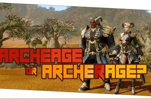 ArcheAge / ArcheRage Game Review