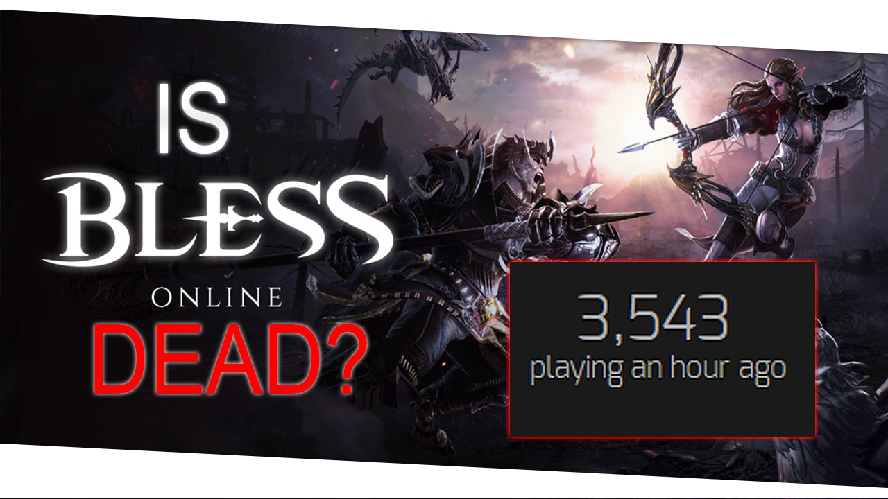 Bless Online Review and Download (2019) - Free MMO Games
