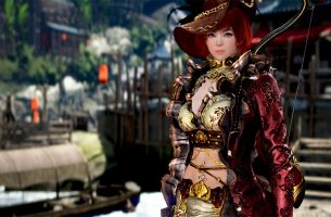 Black Desert Online Remastered Gameplay Footage, New Class, 2019 Future Explained