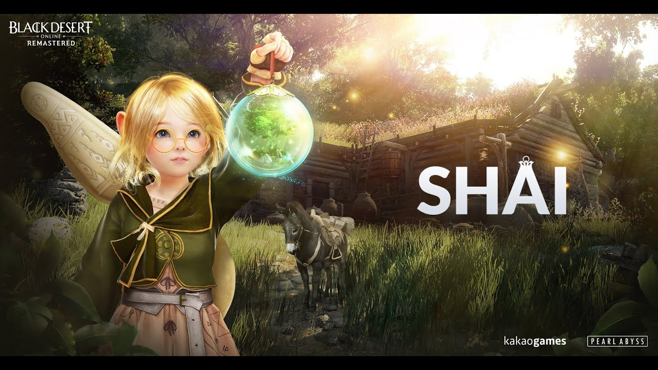 Black Desert Online Adds New Shai Support Class and Plans Future Content