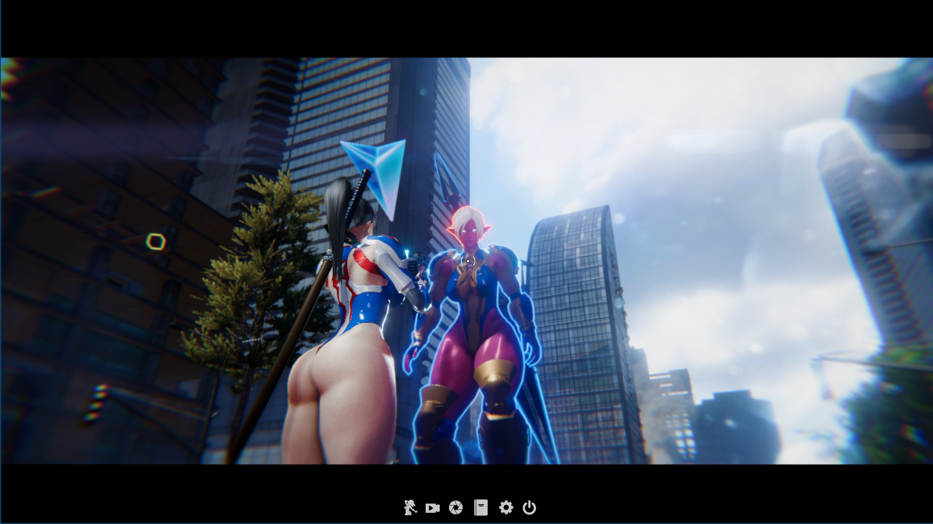 League of Maidens is a Brand New Superhero MMO ARPG