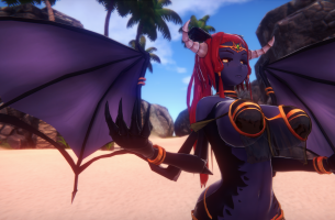 "Monster Girl Island is More Than Just a ""Hentai Game"".. I Think?"