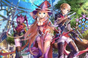 Elemental Knights R is a Pretty Traditional Mobile MMORPG..