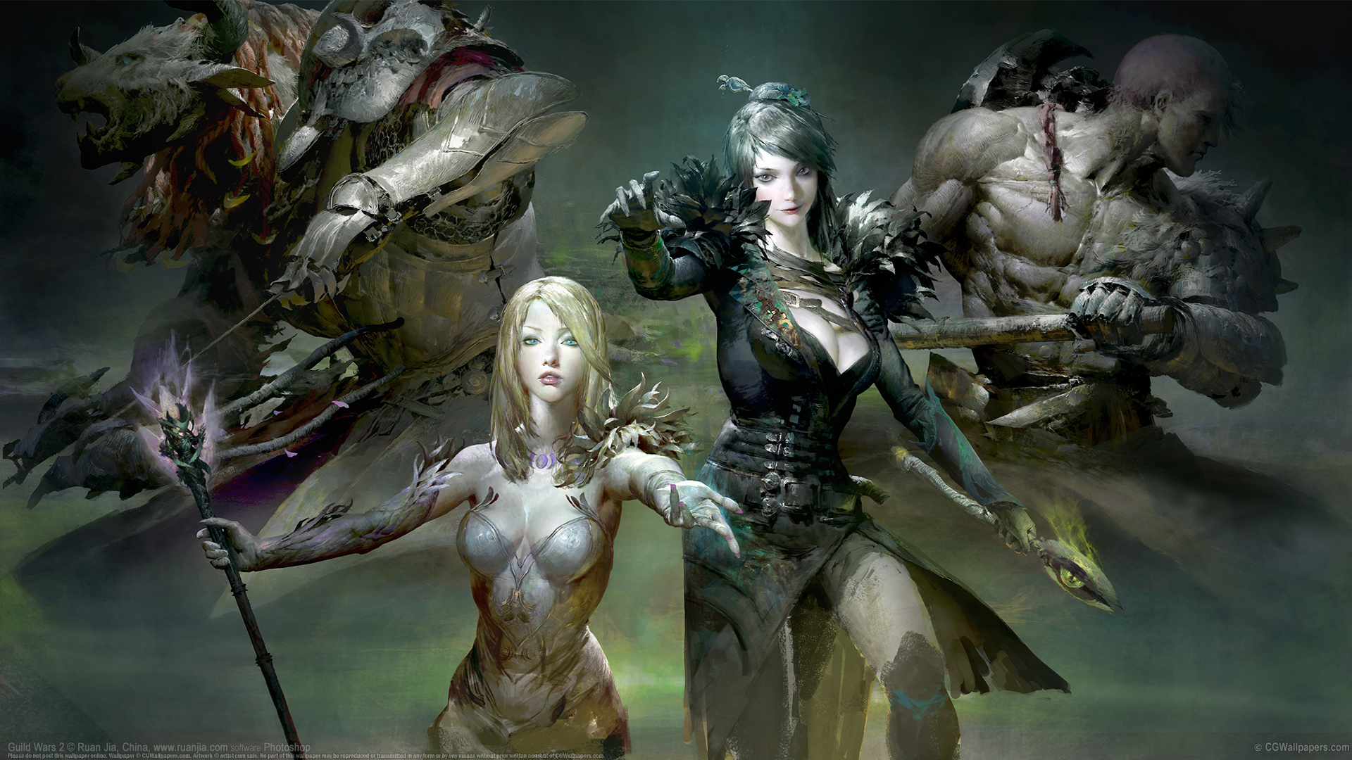 Guild Wars 2 Review 2020.Is It Time For Guild Wars 3