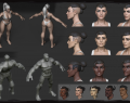 COREPUNK Q1 2020 Update has the MMORPG Looking Pretty Good!