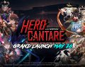 Hero Cantare with NAVER WEBTOON is a Brand New Mobile RPG