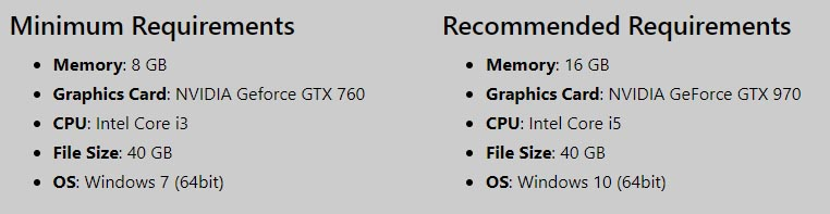 elyon-system-requirements