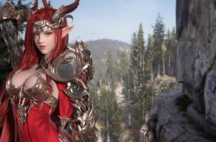 RISE is a Brand New Upcoming PC and Console Exclusive MMORPG