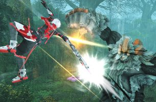 "Phantasy Star Online 2 Gets Brand New ""Luster"" Class"