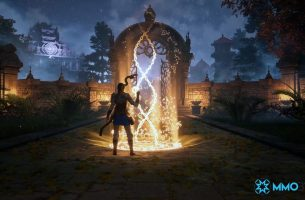 Into the Echo is a New Upcoming Next-Gen Unreal Engine 5 MMORPG